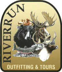 Riverrun Outfitting Logo | Newfoundland Outfitter
